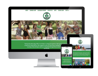Camp Awakening website