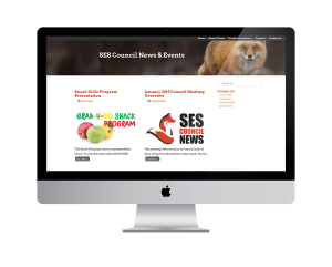 Stonecrest Council Website Design