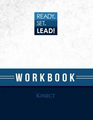 Kinect Workbook Cover Design