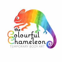 The Colourful Chameleon Logo