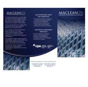 Maclean CPA Brochure